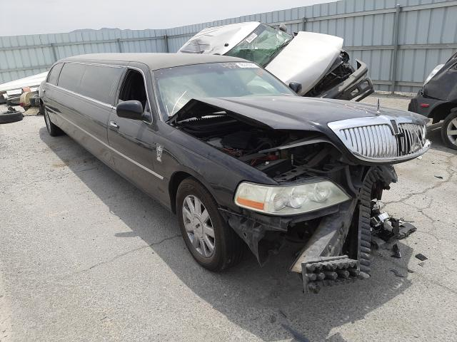 Salvage 2008 LINCOLN TOWNCAR - Small image. Lot 48569651