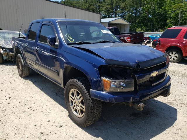 Salvage cars for sale from Copart Seaford, DE: 2011 Chevrolet Colorado L