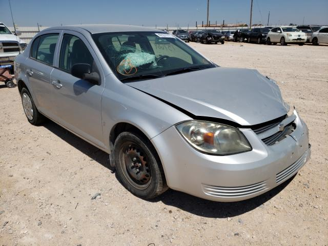 Salvage cars for sale from Copart Andrews, TX: 2008 Chevrolet Cobalt LS