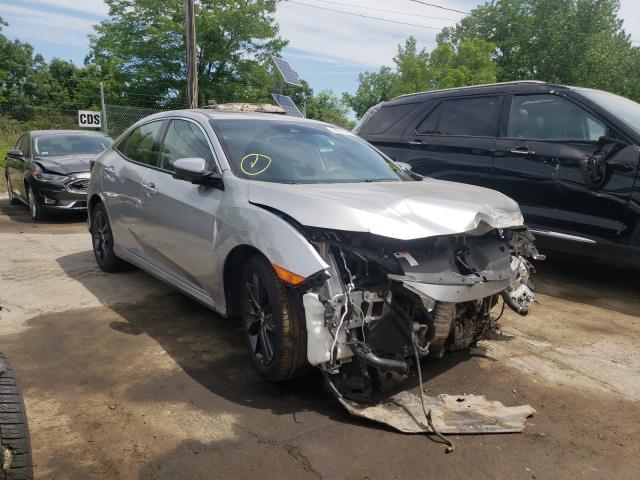 Vehiculos salvage en venta de Copart Marlboro, NY: 2020 Honda Civic EXL