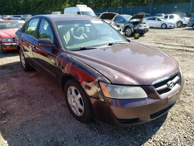 Salvage cars for sale from Copart Graham, WA: 2006 Hyundai Sonata GLS