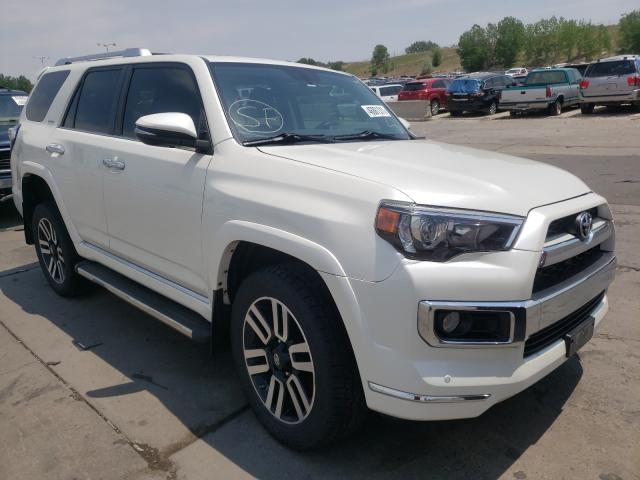 Toyota salvage cars for sale: 2017 Toyota 4runner SR