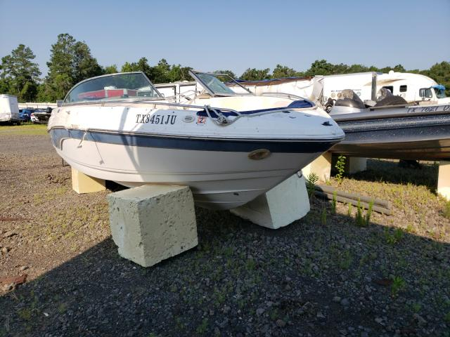 Chapparal salvage cars for sale: 2000 Chapparal Boat
