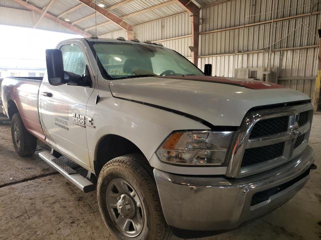 Salvage trucks for sale at Greenwell Springs, LA auction: 2016 Dodge RAM 2500 ST