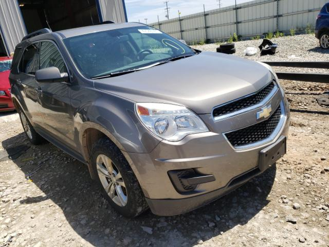 Salvage cars for sale from Copart Appleton, WI: 2010 Chevrolet Equinox LT