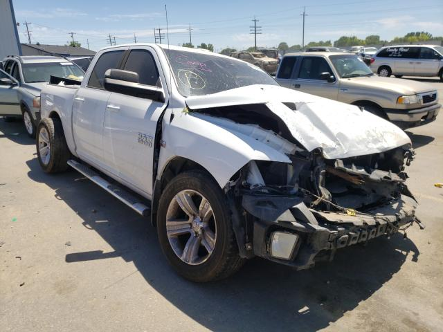 Salvage cars for sale from Copart Nampa, ID: 2015 Dodge RAM 1500 Sport