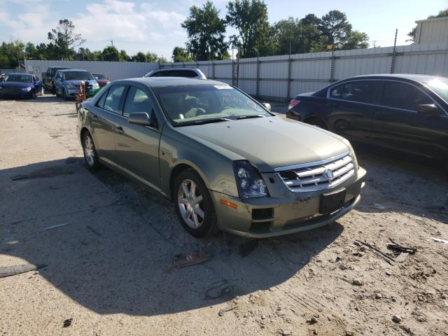 Salvage cars for sale from Copart Hampton, VA: 2005 Cadillac STS