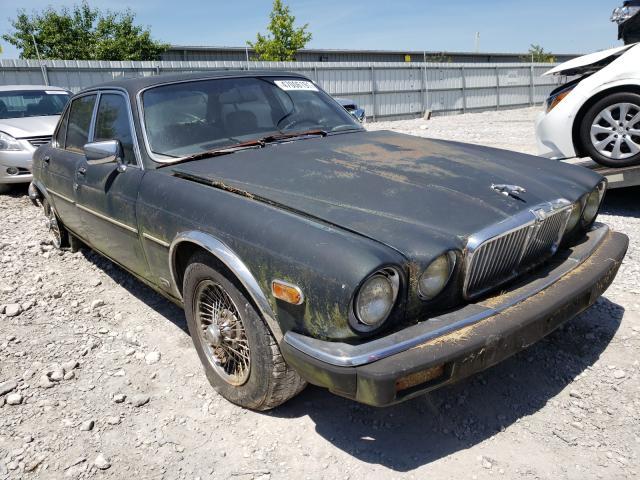 Jaguar Vehiculos salvage en venta: 1984 Jaguar XJ6 Vanden