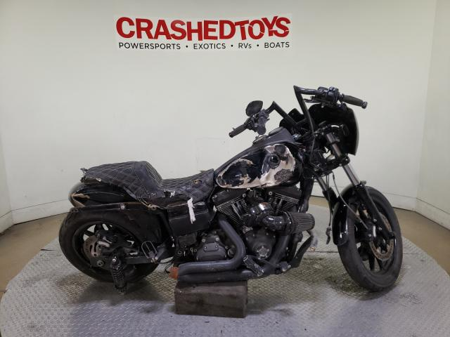 Salvage cars for sale from Copart Dallas, TX: 2016 Harley-Davidson Fxdls