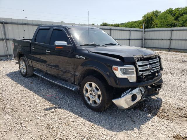 Salvage cars for sale from Copart Prairie Grove, AR: 2014 Ford F150 Super