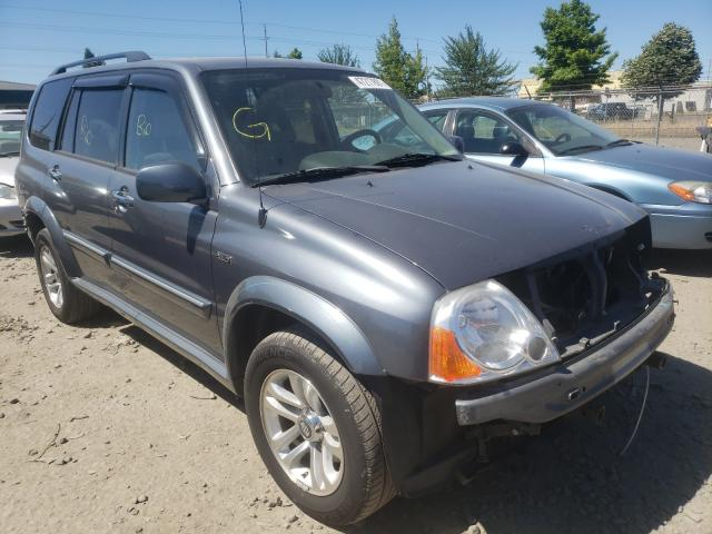 Salvage cars for sale from Copart Eugene, OR: 2005 Suzuki XL7 EX