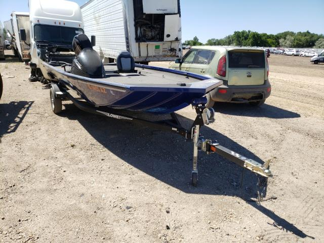 Lowe Boat salvage cars for sale: 2020 Lowe Boat