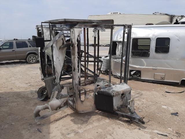 Salvage cars for sale from Copart Las Vegas, NV: 2020 Utility Trailer