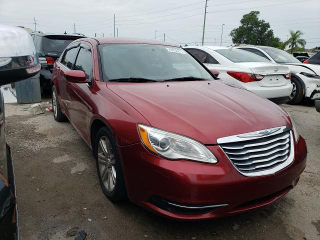 Used 2012 CHRYSLER 200 - Small image. Lot 47530271