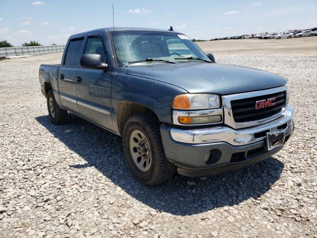 Salvage cars for sale from Copart Louisville, KY: 2006 GMC New Sierra