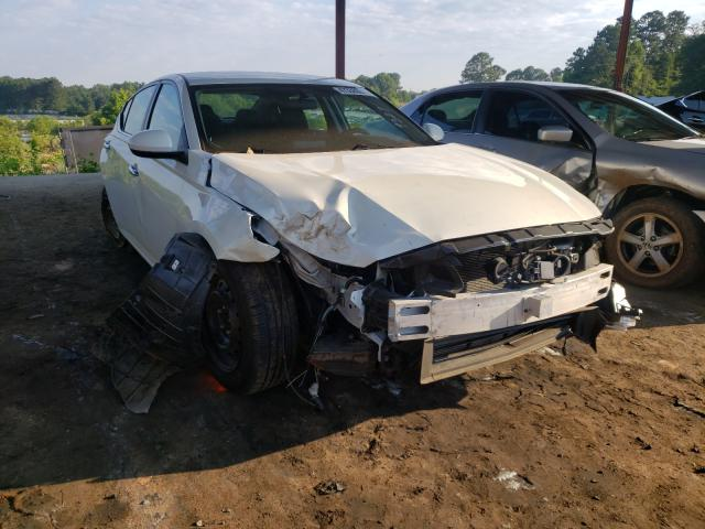 Salvage cars for sale from Copart Fairburn, GA: 2020 Nissan Altima S