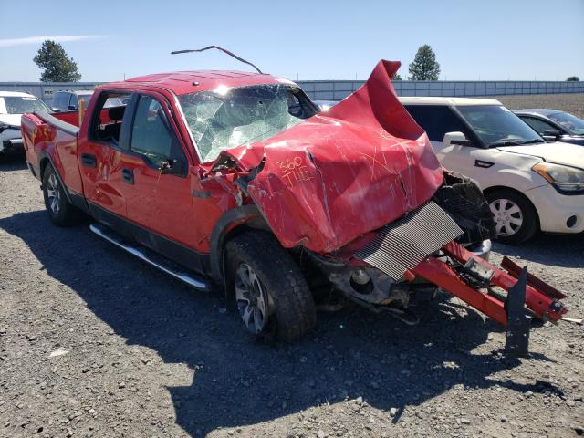 Salvage cars for sale from Copart Airway Heights, WA: 2008 Ford F150 Super