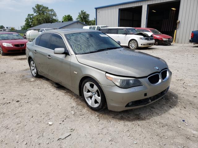 BMW Vehiculos salvage en venta: 2005 BMW 525 I