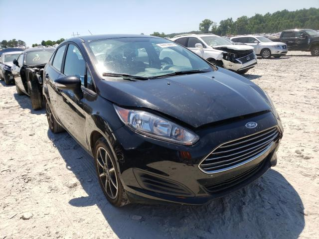 Salvage cars for sale from Copart Loganville, GA: 2018 Ford Fiesta SE