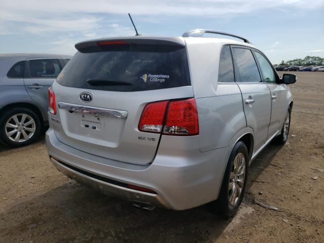 2011 KIA SORENTO SX 5XYKWDA26BG121143