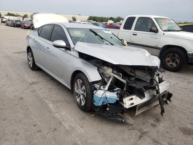 Salvage cars for sale from Copart Orlando, FL: 2019 Nissan Altima S
