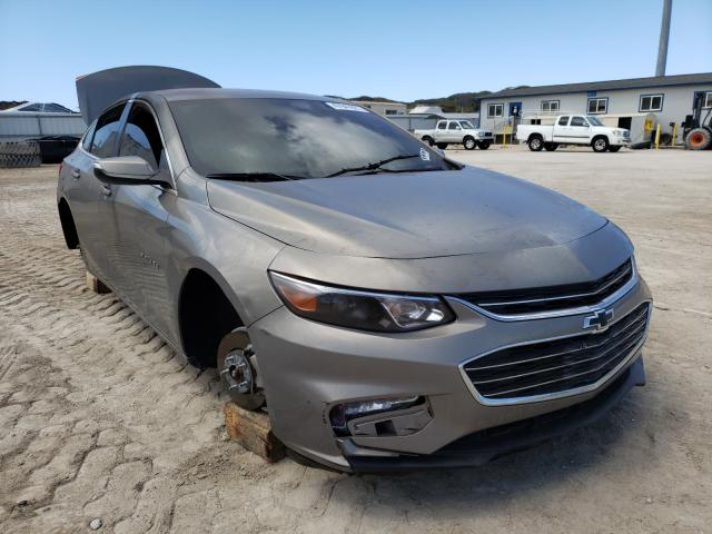 2018 Chevrolet Malibu LT en venta en Kapolei, HI