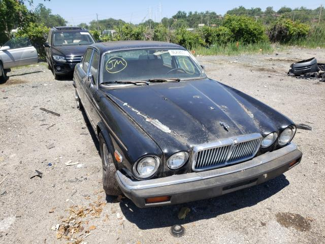 Salvage cars for sale from Copart Baltimore, MD: 1986 Jaguar XJ6