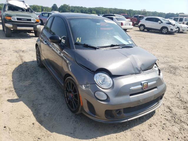 Salvage cars for sale at Conway, AR auction: 2013 Fiat 500 Abarth