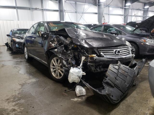Vehiculos salvage en venta de Copart Ham Lake, MN: 2010 Lexus ES 350