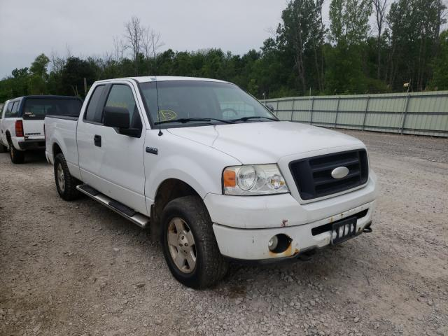 Salvage cars for sale from Copart Leroy, NY: 2006 Ford F150
