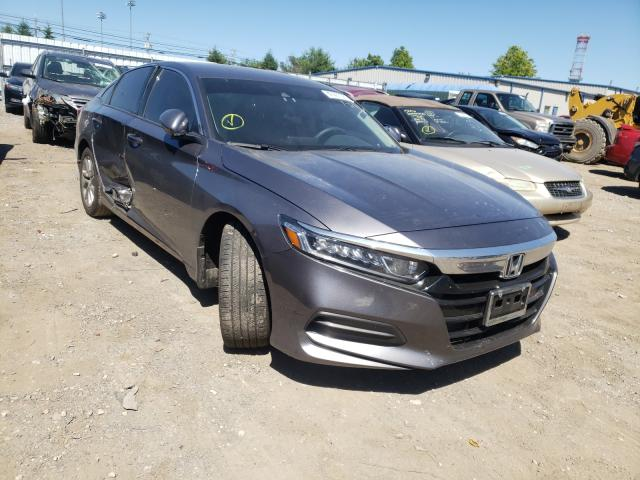 Salvage cars for sale from Copart Finksburg, MD: 2020 Honda Accord LX