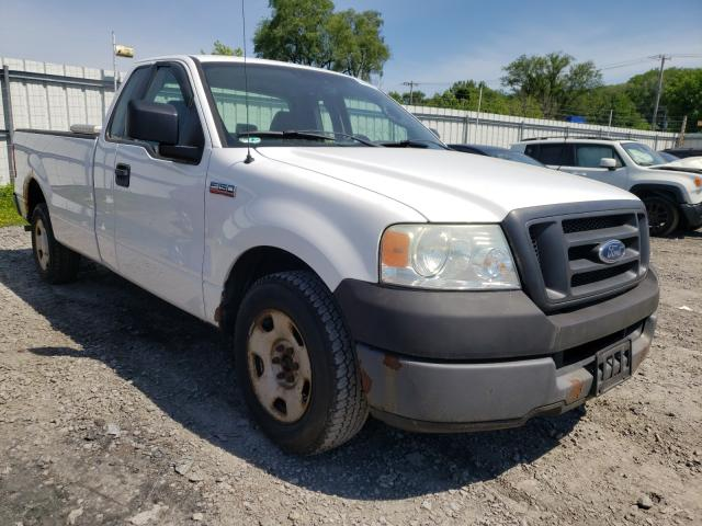 Salvage cars for sale from Copart Albany, NY: 2005 Ford F150