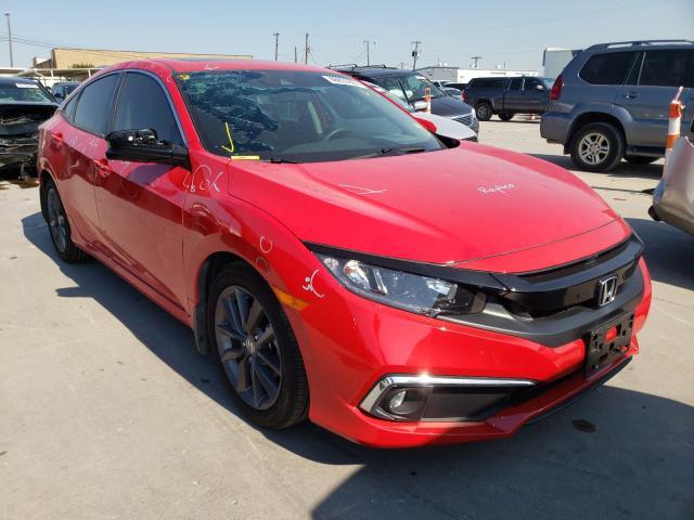 2021 Honda Civic EX en venta en Grand Prairie, TX