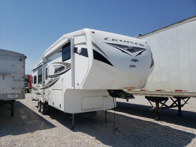 Salvage trucks for sale at Wichita, KS auction: 2011 Crossroads Cruiser