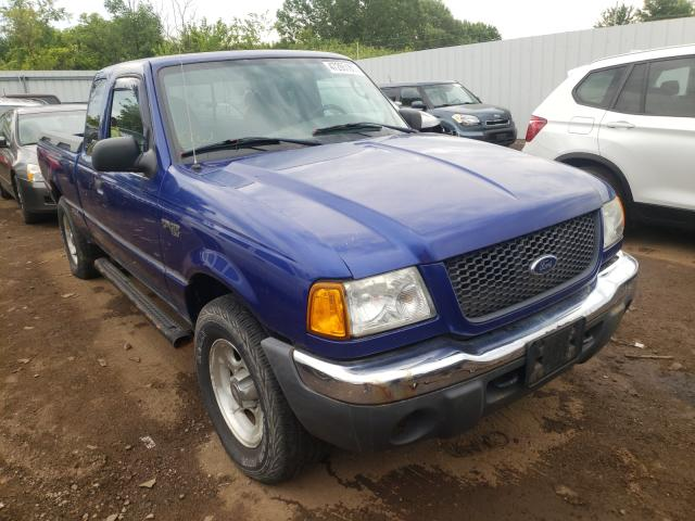 Salvage cars for sale from Copart Columbia Station, OH: 2003 Ford Ranger SUP