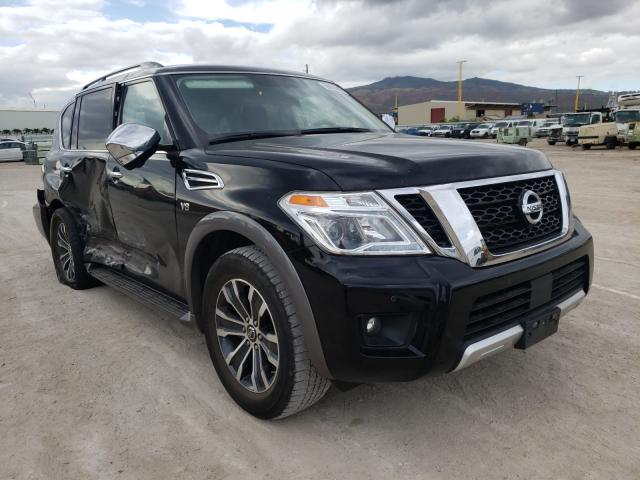 2018 Nissan Armada SV for sale in Kapolei, HI