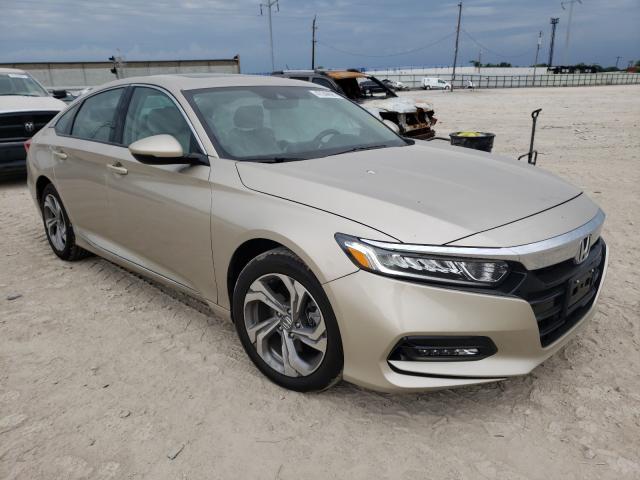 Honda Vehiculos salvage en venta: 2019 Honda Accord EXL