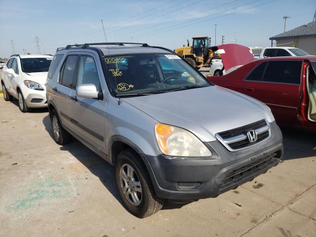 Salvage cars for sale from Copart Oklahoma City, OK: 2004 Honda CR-V EX