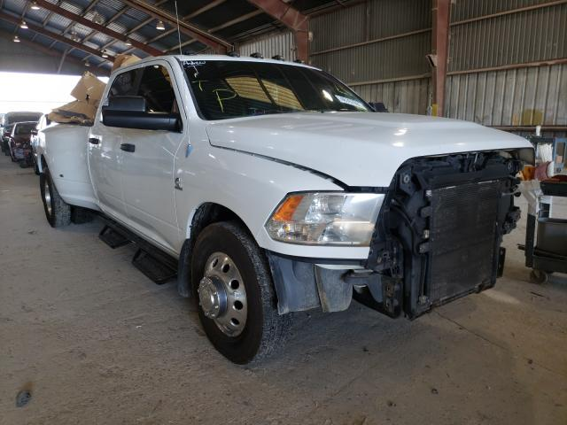 Salvage trucks for sale at Greenwell Springs, LA auction: 2012 Dodge RAM 3500 S