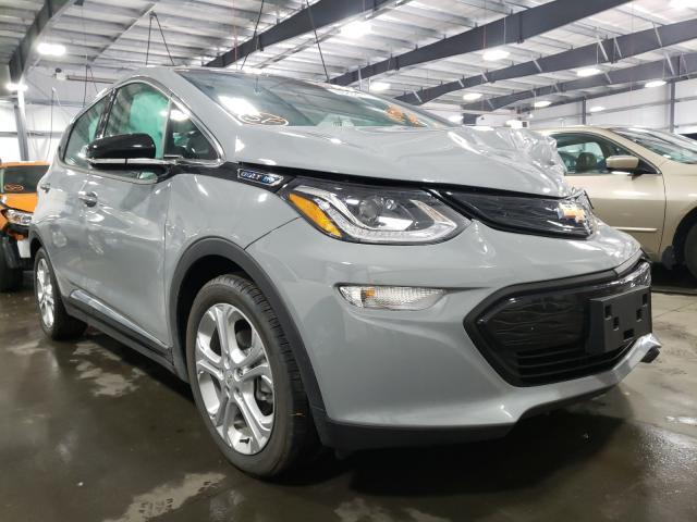 Vehiculos salvage en venta de Copart Ham Lake, MN: 2020 Chevrolet Bolt EV LT