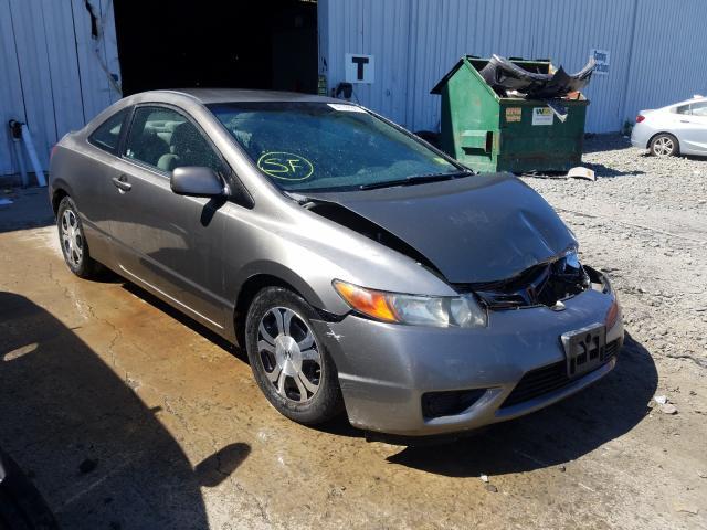 Vehiculos salvage en venta de Copart Windsor, NJ: 2008 Honda Civic LX