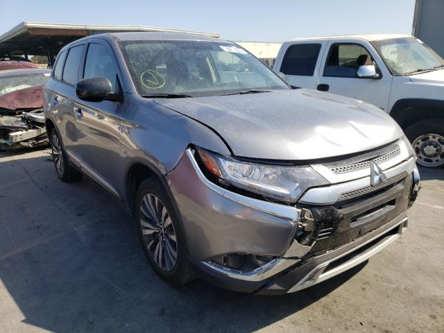 Salvage cars for sale from Copart Hayward, CA: 2020 Mitsubishi Outlander