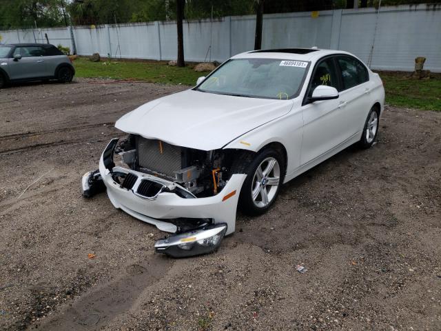 2014 BMW 328I WBA3A5G50ENP28031