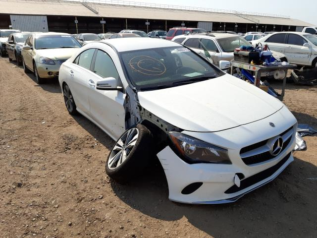 Salvage 2019 MERCEDES-BENZ C CLASS - Small image. Lot 46605711