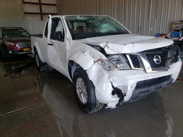 Salvage cars for sale from Copart Albany, NY: 2019 Nissan Frontier S