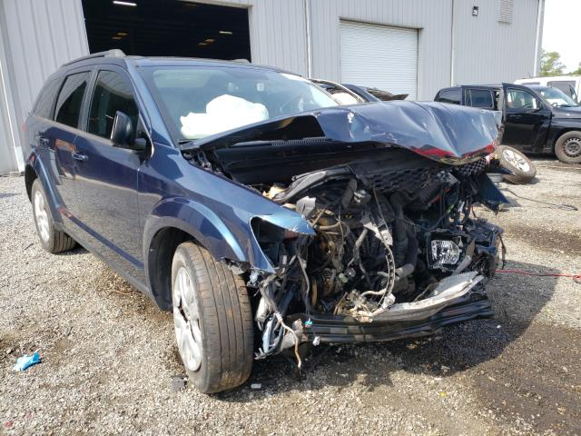 Vehiculos salvage en venta de Copart Jacksonville, FL: 2015 Dodge Journey SE