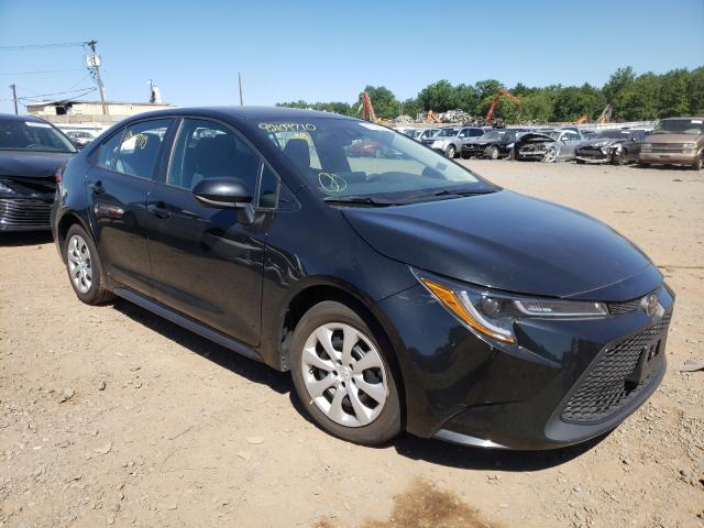 2020 Toyota Corolla LE en venta en Hillsborough, NJ