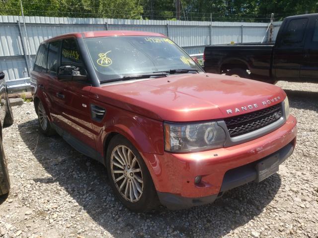 Vehiculos salvage en venta de Copart North Billerica, MA: 2010 Land Rover Range Rover
