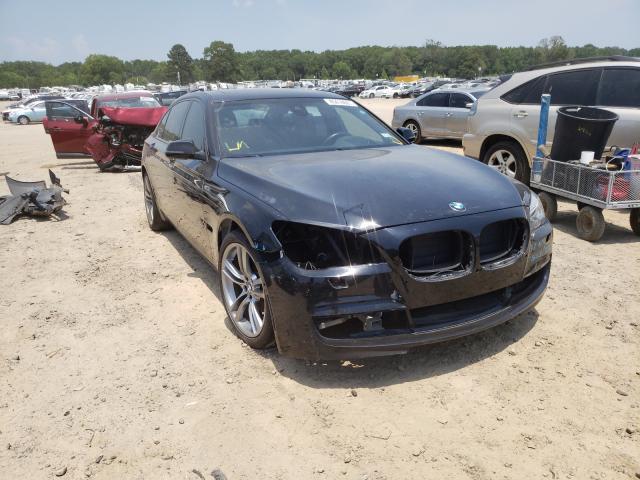 Salvage 2015 BMW 7 SERIES - Small image. Lot 45410661