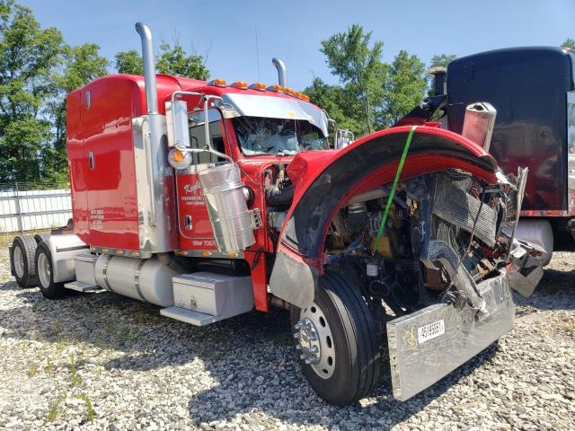 Salvage cars for sale from Copart Spartanburg, SC: 2007 Peterbilt 379
